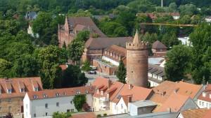(06) Dicker Turm und Landratsamt