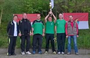 BOV Team 2015 - Strauspokal