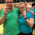 Carolin Methke und Andreas Tollkamp 2017