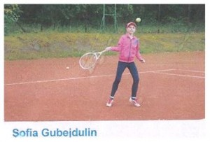 Sofia Gubejdulin